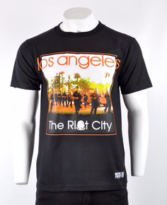 fea87600 JOKER Brand - Los Angeles The Riot City Militant Rebel Low Rider T-Shirt | T -Shirts | Shirts