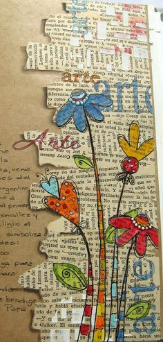 Mixed Media....would be awesome for first days of school and have it hanging in the class for the whole school year!!