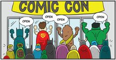 Get your Comic-Con fix here: http://cnet.co/1lzJe35