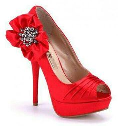 Red. Love.