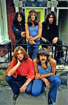 Deep Purple circa 1970