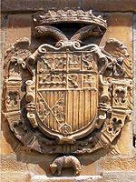 Navarra Love's Labour's Lost, Stone Carving, Coat Of Arms, Lion Sculpture, Austria, Den, Portugal, Spain, Ornament