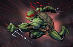 Raphael by Eric Ninaltowski