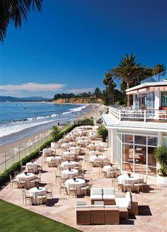Four Seasons Resort The Biltmore Santa Barbara on Butterfly Beach