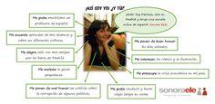 ONLINE SPANISH - 50% OF SONORA ELE (MY TESTING GROUNDS): ASÍ ES PATRICIA