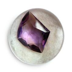 by gemsandjewells on Etsy Amethyst Stone, Purple Amethyst, Loose Gemstones, Fancy, Shapes, Natural, Handmade, Stuff To Buy, Etsy