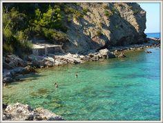 Bay on Ibiza by Emiel van den Boomen, via Flickr