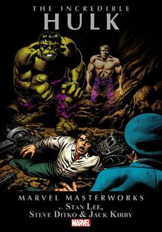 MARVEL MASTERWORKS: THE INCREDIBLE HULK VOL. 2 Tales To Astonish #59-79 (1964-1965)