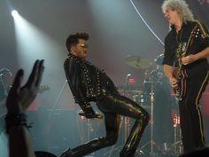 @buzgnat: Liverpool Echo Arena - Queen and Adam Lambert