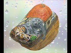 A Rocky Journey Aboard Noah's Ark