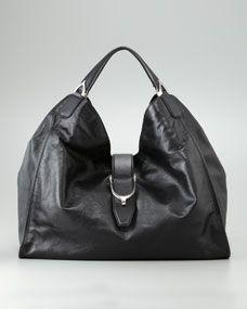 Stirrup Large Shoulder Bag