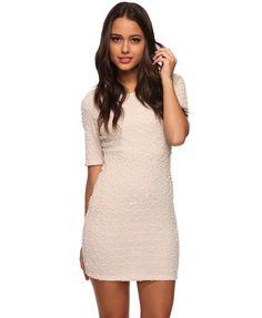 Textured Knit Dress  $22.80