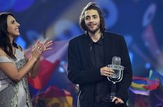 'Music isn't about fireworks, is about feelings!' – Salvador Sobral.