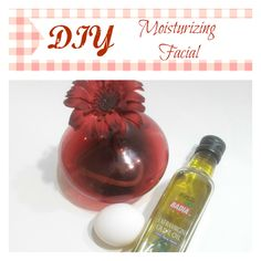DIY Moisturizing Facial - illistyle.com  she estimates the cost to be about $1 per use......I can do that.