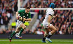 Brian O'Driscoll Photos: England v Ireland - RBS Six Nations