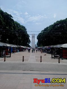 Quezon Memorial Circle in Quezon City, Quezon City