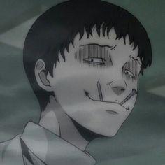 Manga Anime, Old Anime, Dark Anime, Manga Art, Anime Art, Arte Horror, Horror Art, Beautiful Dark Art, Junji Ito