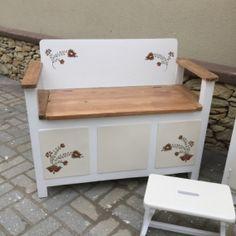 Woodworking Furniture, Diy Furniture, Stool, Retro, Storage, Interior, House, Farmer, Home Decor