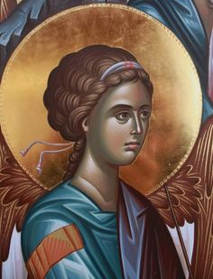 Archangel Gabriel, Archangel Michael, Religion, Doreen Virtue, Byzantine Icons, Principles Of Art, Angels Among Us, Albrecht Durer, Orthodox Icons