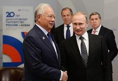 Встреча сПремьер-министром Малайзии Наджибом Разаком