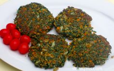 Enjoy Kale Burgers the traditional way with all the trimmings, or all by themselves.  They're delicious either way. #kale