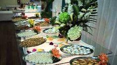 mesa bufet - YouTube