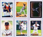 For Sale - 2009/2010/2012 Rick Porcello Detroit Tigers Lot (6) Topps/Bowman Chrome - http://sprtz.us/TigersEBay