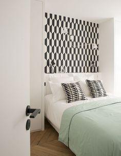 appartement paris 7 double g | petites surfaces | projets | www.doubleg.fr
