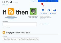 Evernote Tip: Save Your Pins to Evernote - Automatically -- Inspired by the fact that I can't stop pinning!