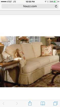 63 Best Traditional Sofa With Skirt