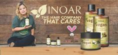INOAR is a vegan shampoo that smells great and actually works.
