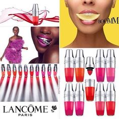 The newest Lancome lip revolution is here & it's time to get fruity with our new juicy shaker lipgloss!