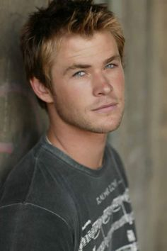 young chris hemsworth - ooh. this might be the winner!