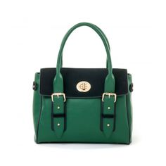 Be confident when you're carrying the gorgeous all-leather Spartina449 Emerald handbag | Trunk Shows Boutique | Pittsburgh, PA | Women's Boutique | Women's Fashion | Call 412.833.6467 or email trunkshowsboutique@comcast.net to order!