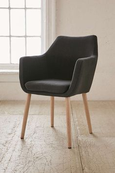 Nora Saddle Chair - Urban Outfitters
