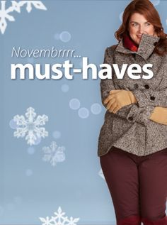 Novemberrr Must Haves    SO in love with these jackets!    #hip2savecontest