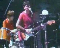 Talking Heads Live - Warning Sign 1978 Berkeley California - YouTube