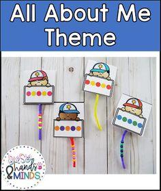 All About Me Preschool Theme