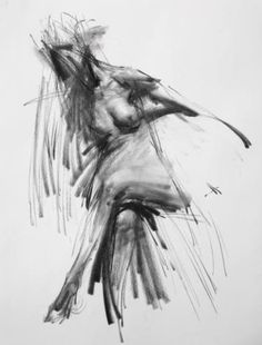 "Saatchi Art Artist Zin Lim; Drawing, ""Allegro NO.13"" #art....dynamic"