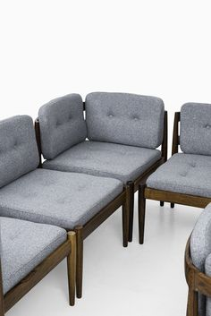 Kai Kristiansen Universe seating group at Studio Schalling