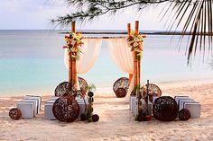 Bahamas wedding locations