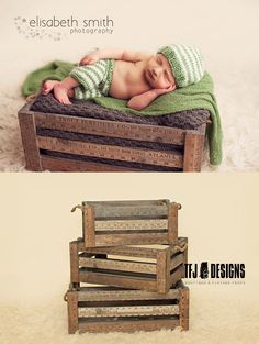 Rustic crate photo prop vintage style wood box newborn photography a pic i came across online while searching for diy toy boxes just precious infant photosnewborn photosbaby photosmeasuring stickphotography propsnewborn solutioingenieria Image collections