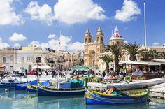 Auf der Mittelmeerinsel Malta gibt es viel Sonne und freundliche Einheimische, sagen Auswanderer aus aller Welt