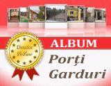 Album Modele Porti si Graduri din Fier Forjat Gate Design, Album