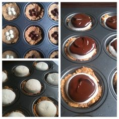 S'mores Bites. Perfect for a summer barbeque or for mini desserts to take to a picnic.