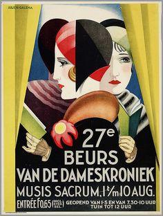 27e Beurs van de Dameskroniek (1925-1950)