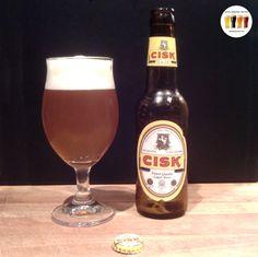 Nom: Cisk Lager Beer Fabricant: Simonds Farsons Cisk PLC - The Brewery, Mriehel, Malta. Grau alcohòlic: 4,2% Alc/Vol  Color: Daurat fosc. Transparència: Mitja. Escuma: Blanca i de consistència mitja. Estil: Lager. _________________________________ web: www.farsons.com , www.cisk.com . IG: @cisk