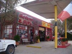 Seligman, Arizona at historic Route 66