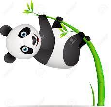 Image result for climbing panda drawing