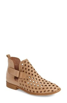 Musse & Cloud 'Caila' Perforated Bootie (Women) available at #Nordstrom